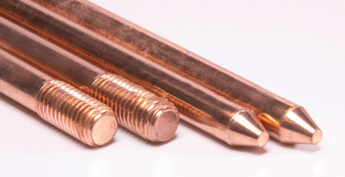 Copper-Bonded-Grounding-Rod